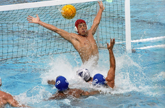 Waterpolo Hungary vs Holland